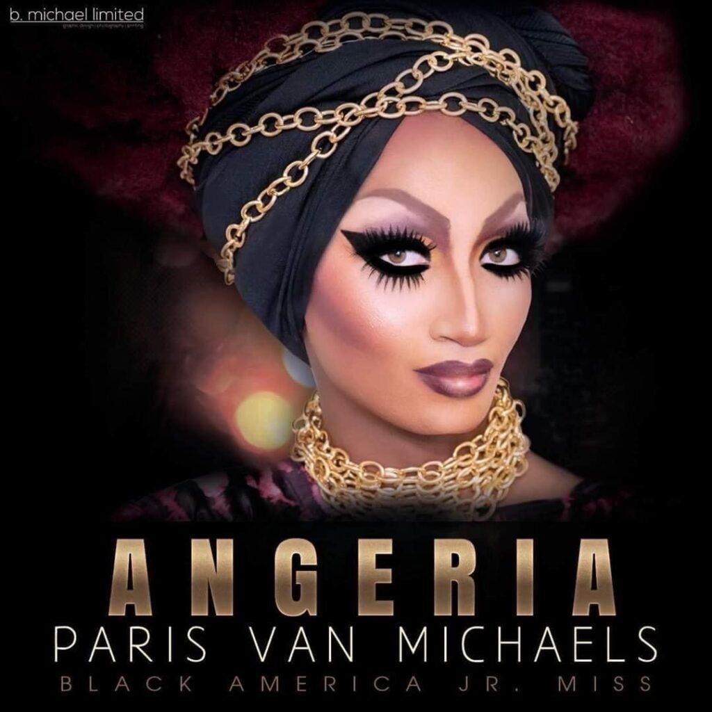 Angeria Paris Van Michaels - Photo by B. Michael