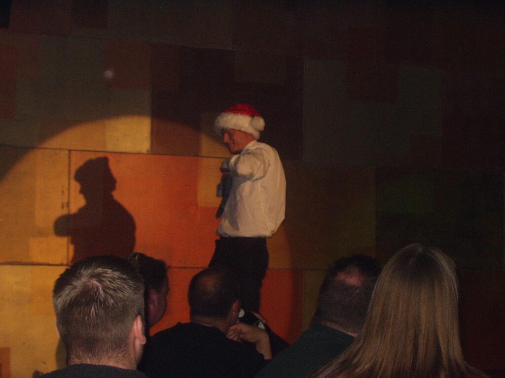A West Family Christmas | Axis Nightclub (Columbus, Ohio) | 12/13-12/14/2003