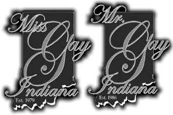 Gay Indiana Pageantry logo