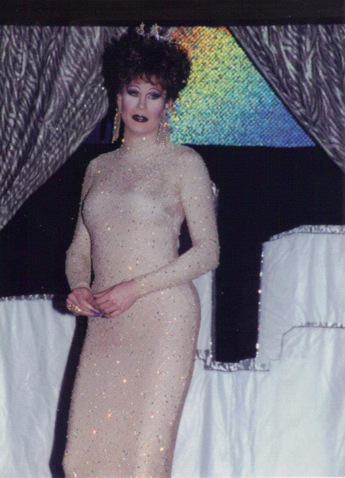 Asia LaBouche | Miss Gay Indianapolis America | Club Cabaret (Indianapolis, Indiana) | 4/19/2002