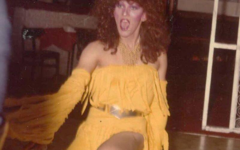 Christina Collins | Gold Coast Saloon (Detroit, Michigan) | Circa 1983