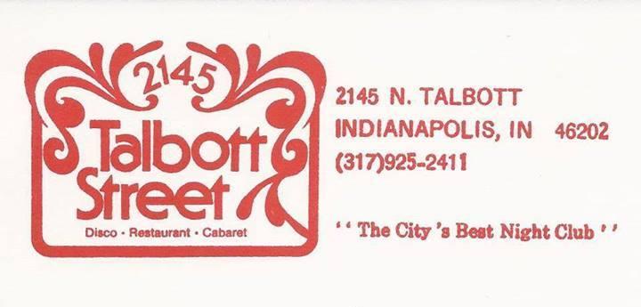 Talbott Street (Indianapolis, Indiana)