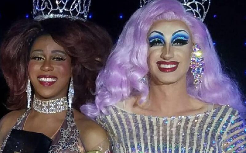 Qya Cristál and Bang | Miss Gay Massachusetts USofA | The Crown & Anchor (Provincetown, Massachusetts) | 4/15/2018