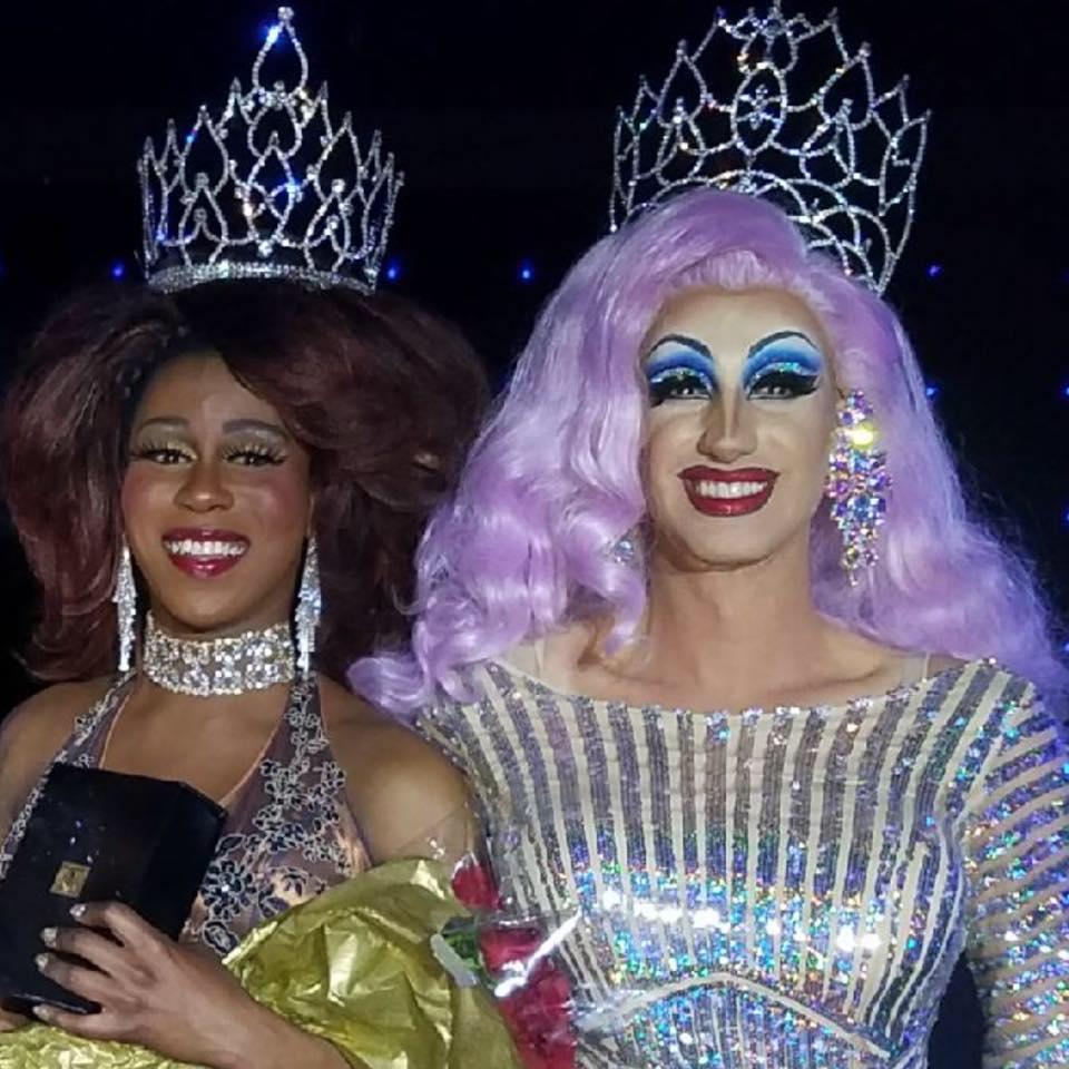 Qya Cristál and Bang | Miss Gay Massachusetts USofA | The Crown & Anchor (Provincetown, Massachusetts) | 4/15/2018