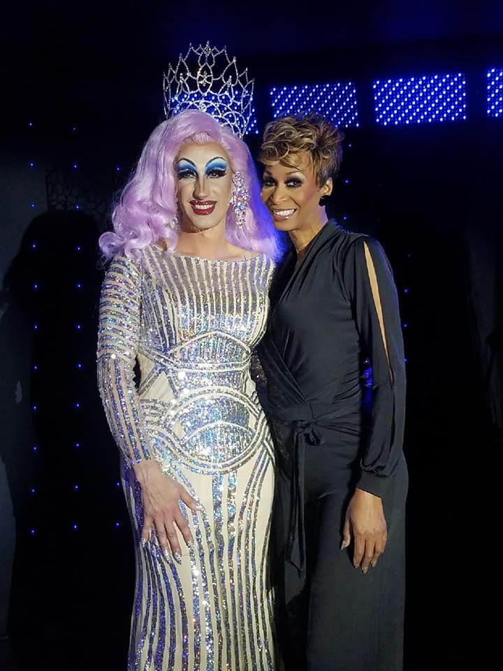 Bang and Tommie Ross | Miss Gay Massachusetts USofA | The Crown & Anchor (Provincetown, Massachusetts) | 4/15/2018