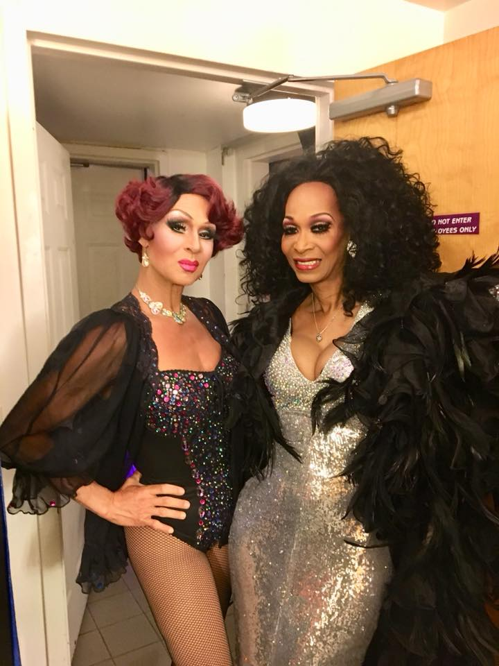 Roxie Hart and Tommie Ross | Miss Gay Massachusetts USofA | The Crown & Anchor (Provincetown, Massachusetts) | 4/15/2018