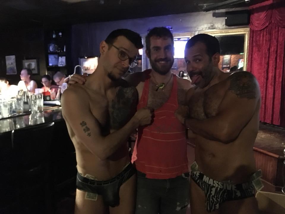 Johnny Dangerously, Forest Wilds and Sterling Johnson | Cavan Irish Pub (Columbus, Ohio) | July 2018