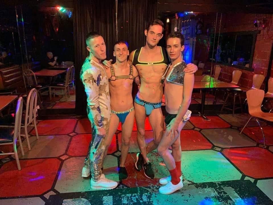 Tyler Devereaux, Kit Wiley, Kaden and Colton | Diesel Bar & Nightclub (Springfield, Ohio) | September 2019