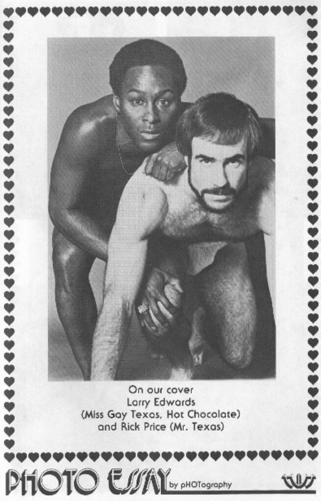 Larry Edwards (Hot Chocolate) and Rick Price