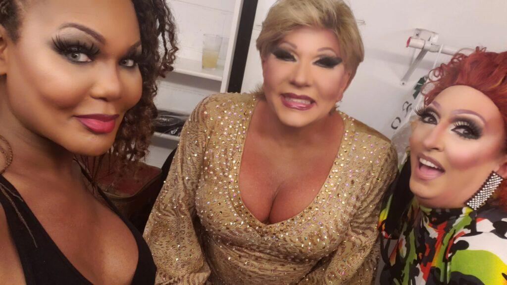 Bianca Debonair, Sonya Ross and Samantha Rollins | Boscoe's (Columbus, Ohio) | September 2020