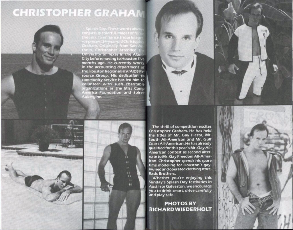 Christopher Graham Feature