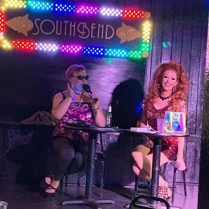 Stella and Jennifer Lynn Ali | Southbend Tavern (Columbus, Ohio) | September 2020