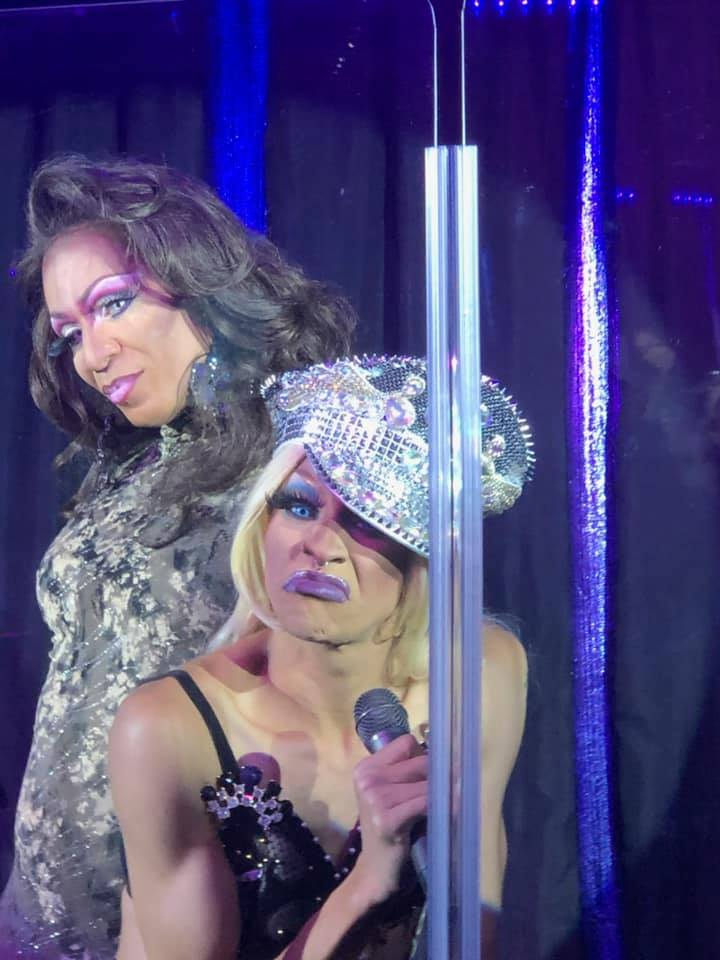 Andria Michaels and Sabrina Caprice Heartt | Boscoe's (Columbus, Ohio) | September 2020