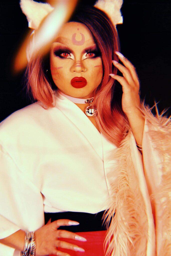 Maja Jera - Photo by Queer Haze Photos | District West (Columbus, Ohio) | September 2020