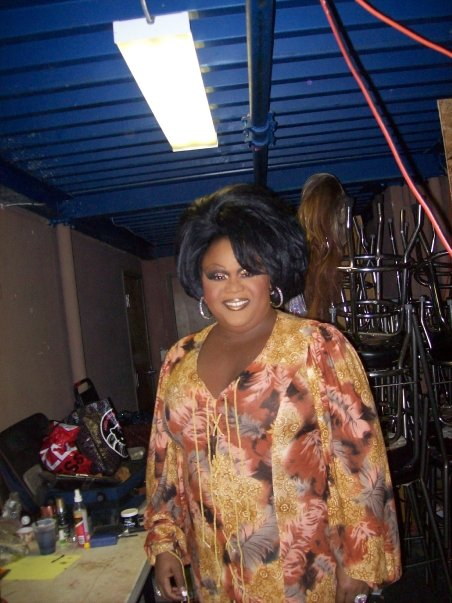 Tajma Hall | Miss Gay Ohio USofA at Large | Axis Nightclub (Columbus, Ohio) | Circa 2009