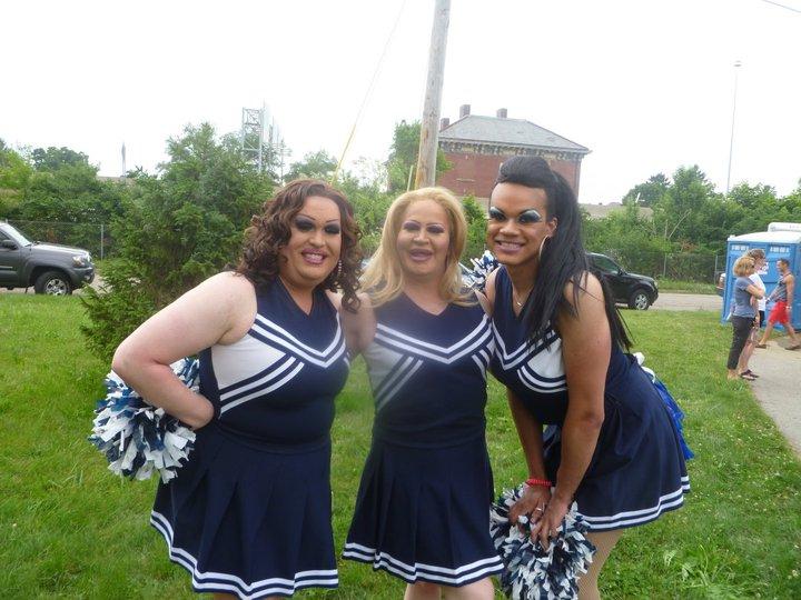 Alexis Stevens, Missy Marlo and Kiley Dash-West | Bat-N-Rouge (Columbus, Ohio) | 6/19/2011