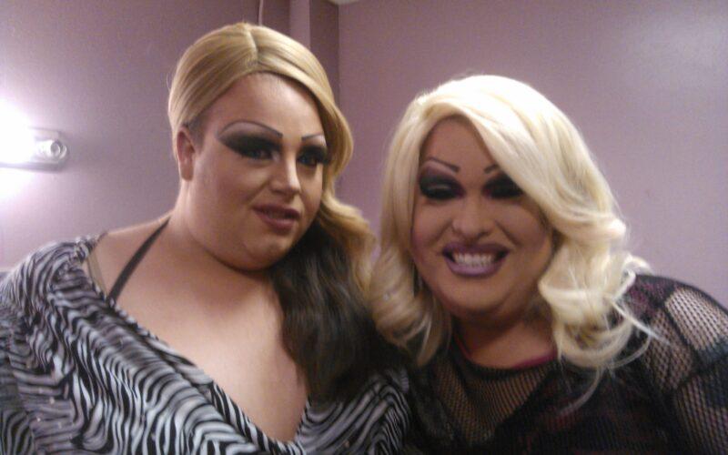 Felaciana Thunderpussy and Alexis Stevens | Bretz Nightclub (Toledo, Ohio) | June 2012