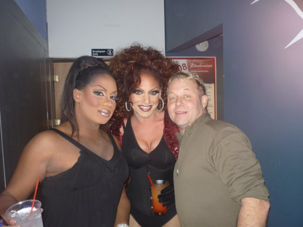 Anisa Love, Dee Ranged and Pat | Score Bar (Columbus, Ohio) | Circa 2009