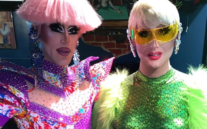 Soy Queen and Ana Crusis | Metro Nightclub & Restaurant (Indianapolis, Indiana) | March 2019 CROPPED