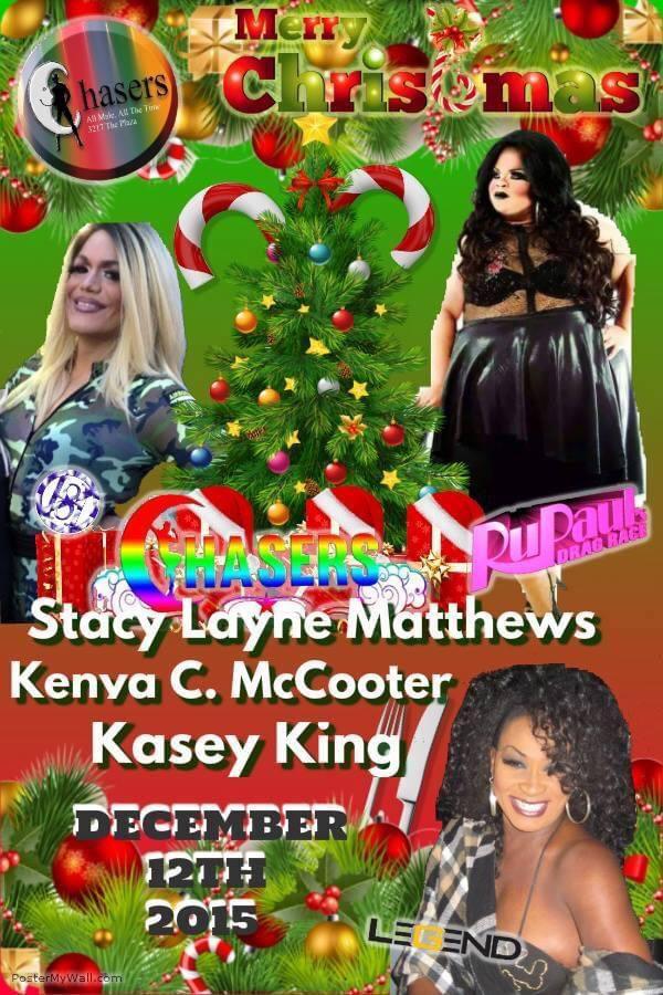 Ad | Chasers (Charlotte, North Carolina) | 12/12/2015