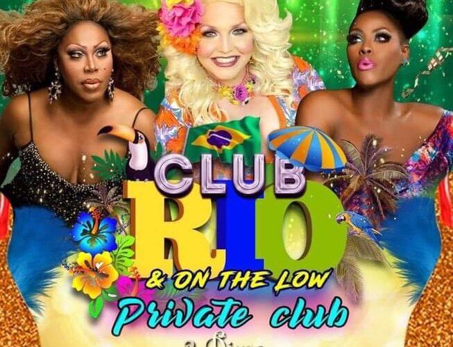 Ad | Club Rio & On the Low (Hickory, North Carolina) | 10/16/2020