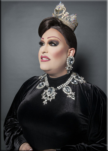 Alexis Stevens - Miss Gay Ohio America 2014