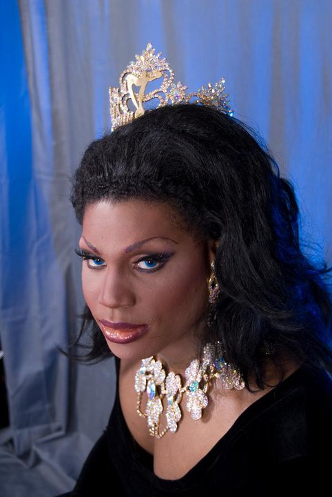 Symphony Alexander-Love - Miss Gay Ohio America 2009