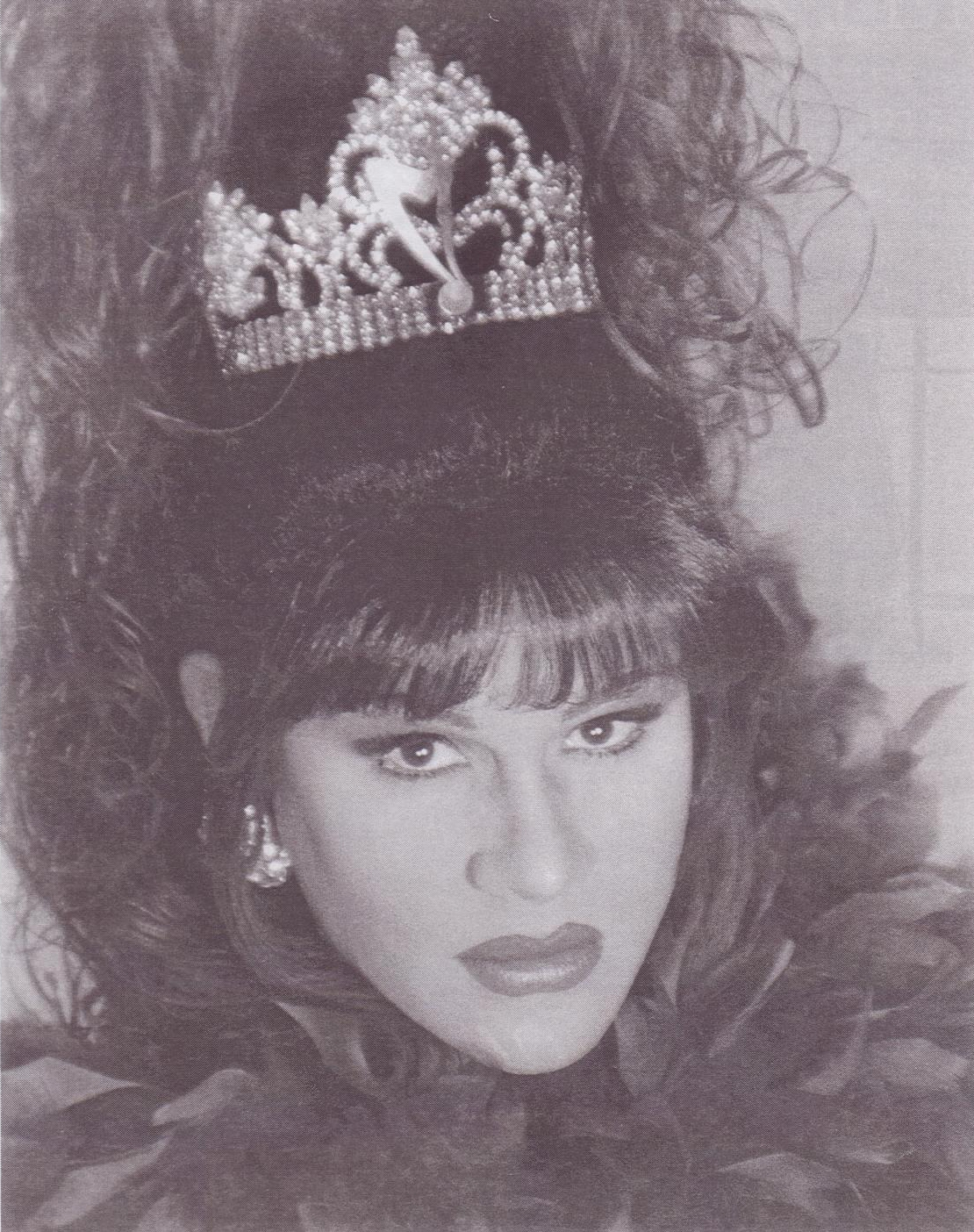 Ariel Duvois - Miss Gay Ohio America 1997