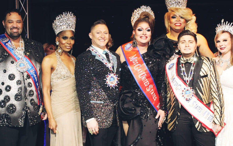 "Felix ""Big Fee"" Correa, Mercedes Alexander, Jackson B. Nite, Sabrina White, Caj Monet, Christian Gaye and Black Widow 