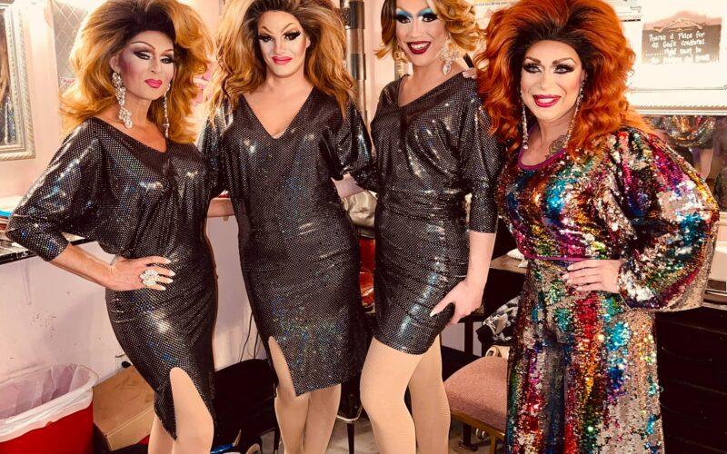 Roxie Hart, Vera Ball, Harmony Nyte and Maria Isabel | The Boom (Oklahoma City, Oklahoma) | January 2021