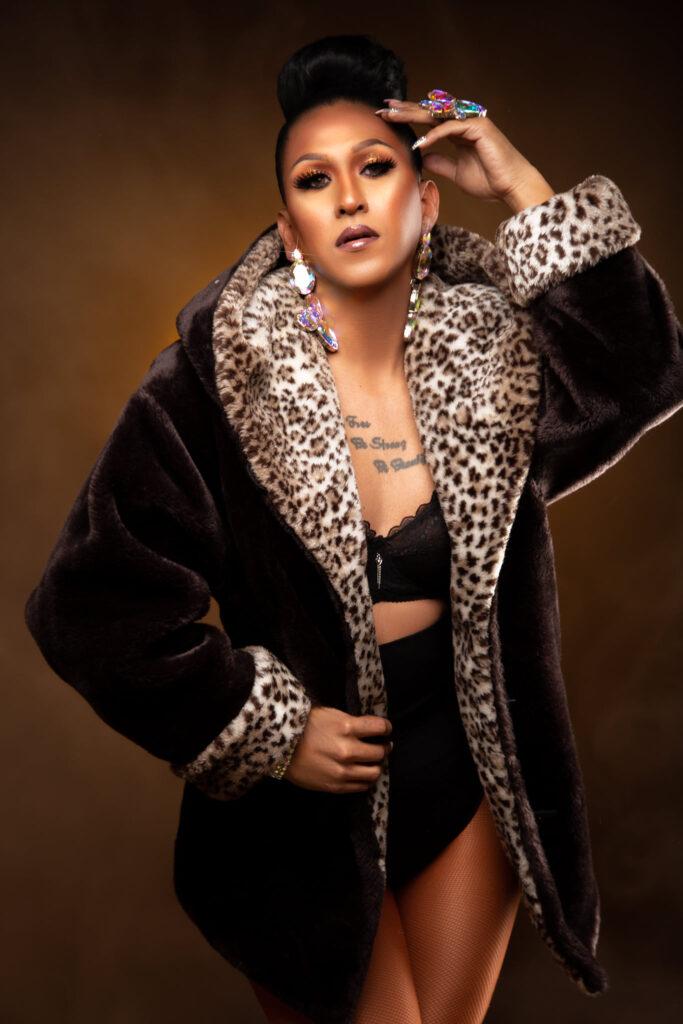 Alaysia McKenzie - Photo by Scotty Kirby