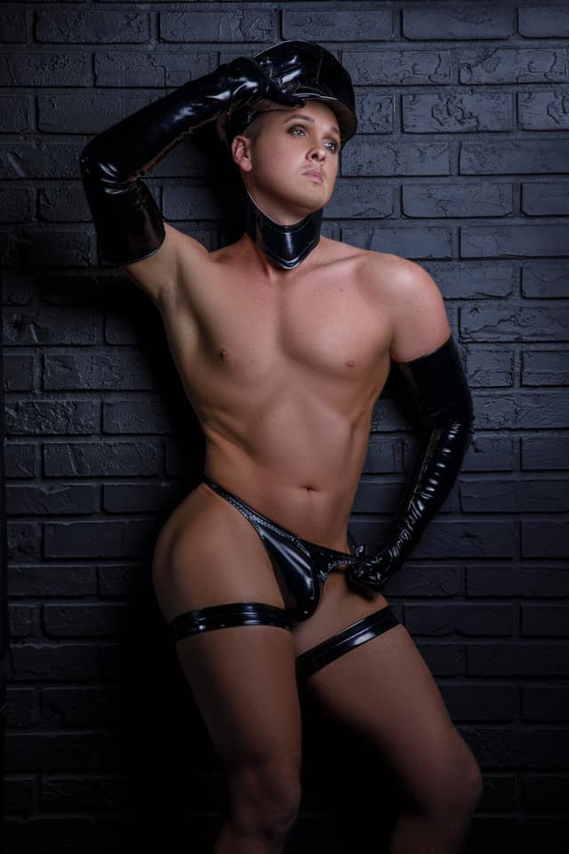 Judas Elliot - Photo by The Drag Photographer