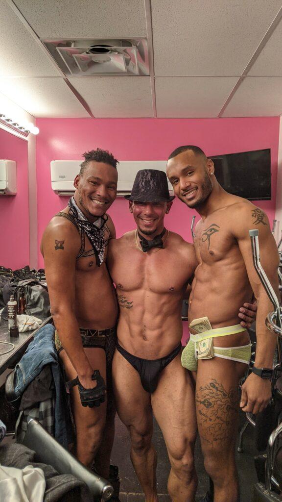 Blasian, Sammy Gunz and Jigz | Boscoe's (Columbus, Ohio) | December 2020