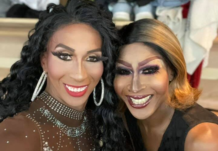 Olivia Knowles and Jareje Rashad | District West (Columbus, Ohio) | February 2021