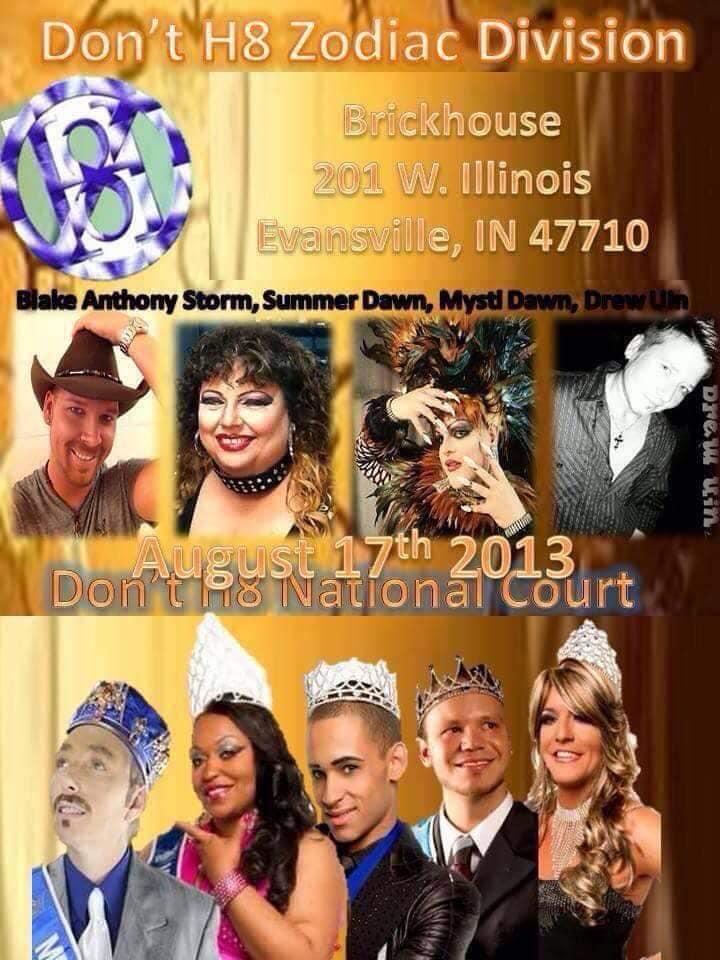 Ad | The Brickhouse (Evansville, Indiana) | 8/17/2013