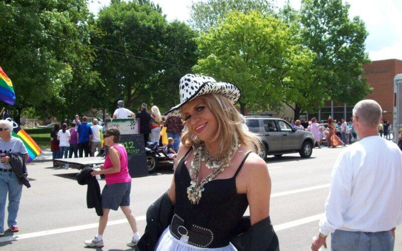 Amanda Kayne   Dayton Pride (Dayton, Ohio)   June 2012