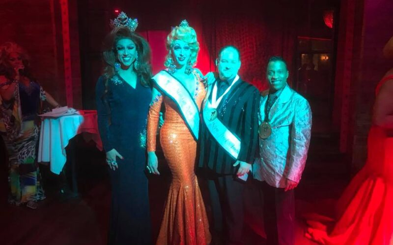 Deva Station, Andora Te'Tee, Quinn Matthews and Kyle Ean | Miss Gay New York America and Mr. Gay New York America | Hudson Terrace (New York, New York) | 3/12-3/13/2018